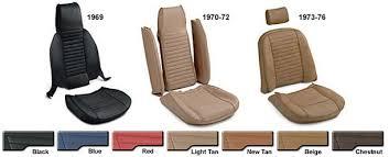 Tr6 Interior Installation 1969 76 Tr6 Reupholstery Seat Kits Victoria British Ltd
