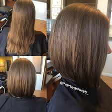 bob haircuts same length at back 21 eye catching a line bob hairstyles 12 medium a line bob for