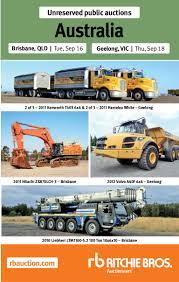 100 volvo dump truck volvo n12 truck with dump box trailers september auction brochure