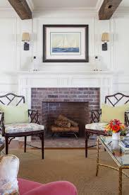 Colonial Style Homes Interior Design Colonial Style House Exuding Calmness By Patrick Ahearn Architect