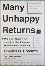 One Organization Many Unhappy Returns One Man U0027s Quest To Turn Around The Most