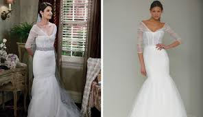 s wedding dress here s robin s wedding dress from how i met your and where