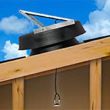 natural light energy systems solar attic fan