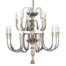 Silver Chandelier Antique Silver Country 14 Light Chandelier Kathy