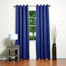 Royal Blue Blackout Curtains Royal Blue Blackout Curtains Home Design Ideas Royal Blue Kitchen
