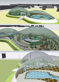 bioclimatic indoor swimming pool u0026 tropical garden create the