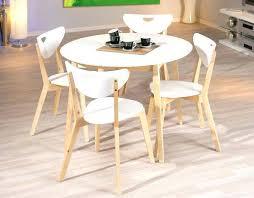 table de cuisine avec rallonges table ronde avec rallonge blanche table de cuisine avec rallonges