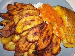 cuisiner le plantain modern cuisine dodo ati iresi plantain and rice