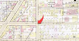 Tenement Floor Plan by Jane Addams
