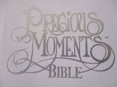 precious moments bible king james version child u0027s edition slip