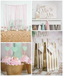 mint to be bridal shower bachelorette party bridal showers kara s party ideas