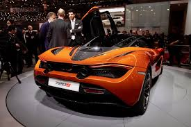 mclaren 720s mclaren 720s made its debut at the 2017 geneva auto show