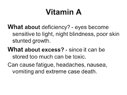 eyes sensitive to light at night nutrition is the study of nutrients in food and how the body uses