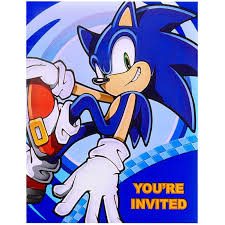 thomas and friends birthday party invitations sonic the hedgehog party supplies birthdayexpress com