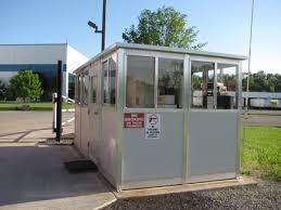 security booth guard booths portafab portafab modular building systems washington equipment