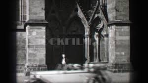 1937 german cathedral church flying buttresses medieval