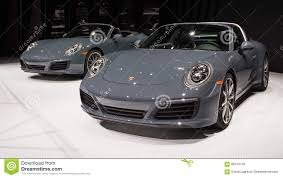 porsche targa 2016 2016 porsche targa editorial photo image 65013126