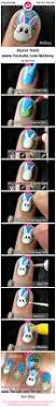 easter nails www youtube com meliney nail art gallery step by