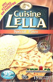 cuisine lella gateaux sans cuisson cuisine lella spécial pâtes livres cuisine