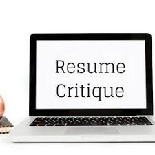 resume critique how to totally rock linkedin workbook average black
