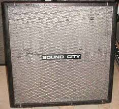 12 Inch Bass Cabinet Sound City Photo Page 11