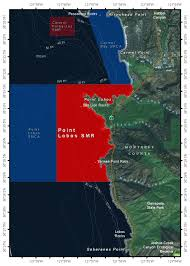 Point Lobos State Reserve Map by Central California Marine Protected Areas