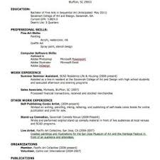 how to construct a good resume smlf template how make flgtaiu