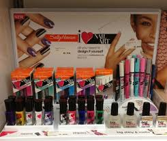 sally hansen i love nail art kits beauty in budget blog