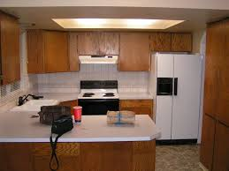 Repainting Kitchen Cabinets Without Sanding Kitchen Cabinets Custom Cabinet Refacing How Much To Reface