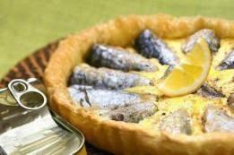 cuisiner des sardines fraiches tarte aux sardines fraîches