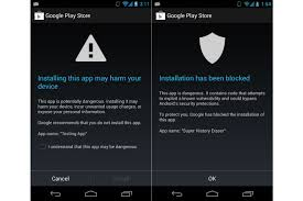 android malware scanner android gets a malware scanner for play store apps time