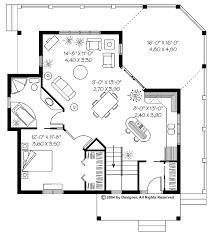 one bedroom cottage floor plans fascinating one bedroom cottage floor plans collection with design