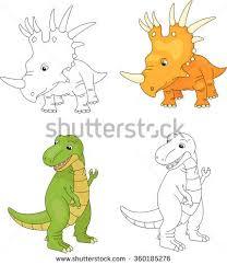 baby dinosaur egg stages egg stock vector 517855807