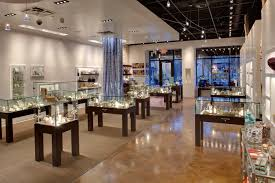 enchanting jewelry store interior design about classic home