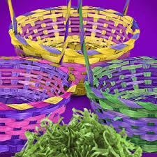Filled Easter Baskets Wholesale Easter Egg Hunt Supplies