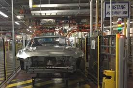 ford mustang assembly plant tour a tour of ford s flat rock assembly plant fordnaiasbig kreativ