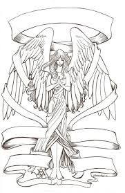 171 best angels to color images on pinterest line art