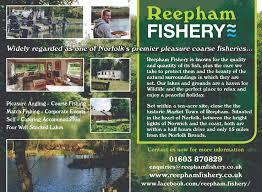 home reepham fishery