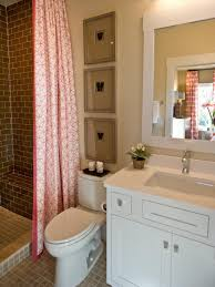 bathroom ideas with shower curtain ideal guest bathroom shower curtain for home decoration ideas with