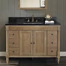 fairmont designs bathroom vanities rustic chic 48 vanity weathered oak fairmont designs fairmont