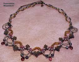 free bead bracelet patterns images Unique and beautiful pink black crystal beaded bracelet simple jpg