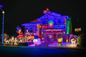 house lights displayschristmas musical on