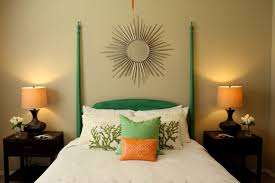 Interior Design Home Staging Classes by Home Staging With Green Painted Head Board Rave Home Staging