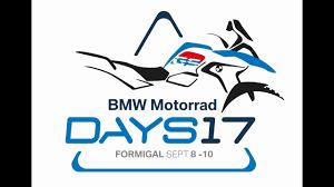 logo bmw motorrad bmw motorrad days formigal 2017 mejores momentos youtube
