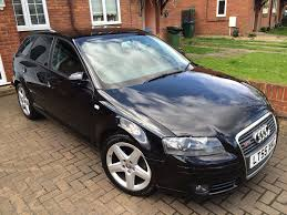 2005 audi a3 sport manual 5 door s line spec black 2 0 tdi fully