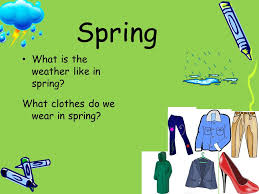 what is spring english lesson ppt video online download