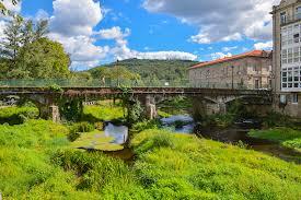 camino compostela camino portugues portuguese way tui to santiago itinerary