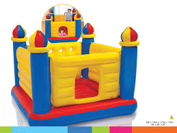 amazon com intex jump o lene castle inflatable bouncer for ages