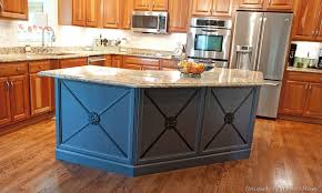 painting a kitchen island kitchen island update complete uniquely yours or mine
