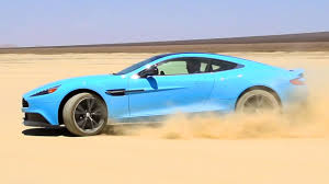 The One With The 2014 Aston Martin Vanquish World U0027s Fastest Car